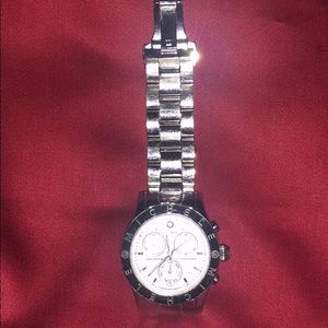 Michele sport chronograph watch 38 mm